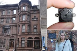 Eli Kadoch, peeping tom landlord busted spying on second woman