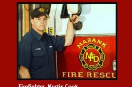Was it fair? Kurtis Cook, Texas firefighter fired after praising Dylann Roof