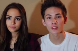 Carter Reynolds defends video: 'Maggie and I were dating at the time.'