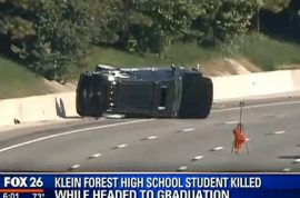 Omar Rodas, Texas High student working overtime to meet graduation deadline dies in car accident en route