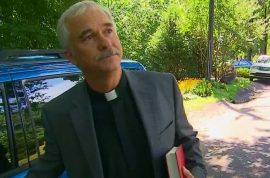 Dylann Roof pastor: 'He is a devout Christian baptized as a Lutheran'