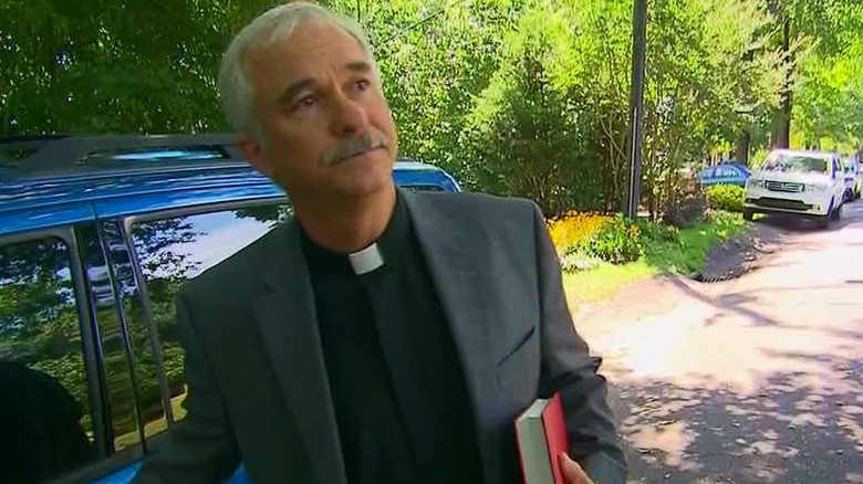 Pastor Tony Metze