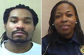 Kristopher McNeil, convicted murderer captured after escaping with prison female lover aid.