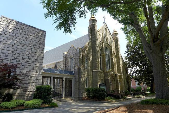 Dylann Roof pastor
