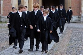 Poshness test ensures class divide in the UK: Private school kids masters of the universe
