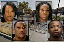 Pregnant Dallas 14 year old girl beaten by family to force miscarriage: Fetus tossed in charcoal grill