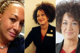 Rachel Dolezal resigns from NAACP: 'I'm a fraud.'