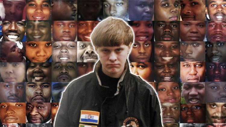 Did Dylan Storm Roof's commit terrorism