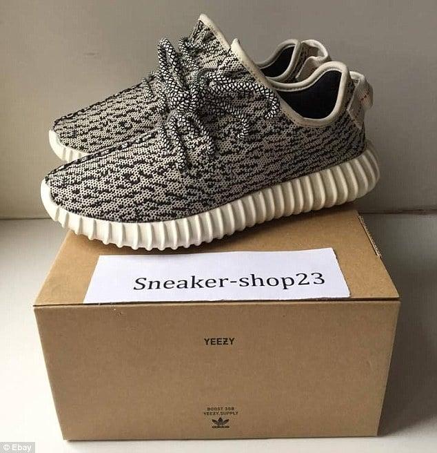 Yeezy Boost 350 sneakers