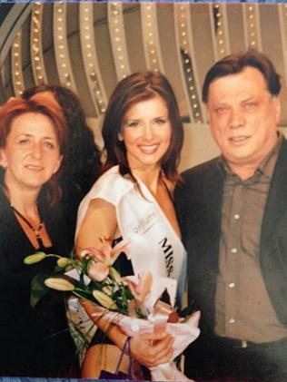 Miss Bosnia extradited