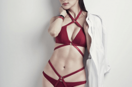 Candy Lo is Timeless: Hong Kong model really 50?