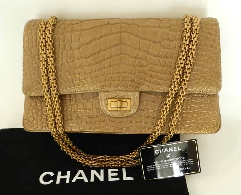 Chanel Madison Avenue store handbag heist