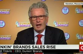 Is he right? Nigel Travis, Dunkin Donuts CEO: $15 minimum wage is outrageous