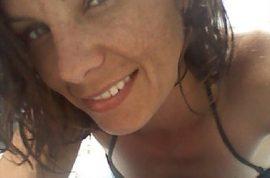 Delia Priem photos: Girlfriend beats up boyfriend after catching him watching adult video