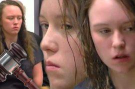 Fair sentence? Meagan Grunwald, Utah teen faces 25 years to life prison.