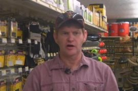 Jeff Amyx: Tennessee hardware store owner posts no gays allowed sign: 'People congratulate me'