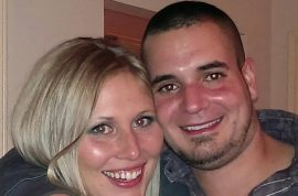 Justin Bartek, 4th of July idiot killed trying to light fireworks off his chest