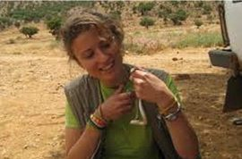 Margarita Metallinou, animal researcher trampled to death by horny elephant