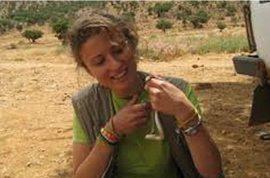Margarita Metallinou, animal researcher trampled to death by horny elephant