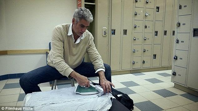 Mark Reay homeless model