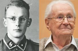 Right decision? Oskar Groening, Bookkeeper of Auschwitz sentenced to 4 years jail