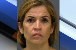 Why did Veronica Gordon throw four small kittens out of SUV while driving?