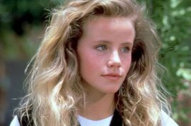 Amanda Peterson dead. Can't buy me love actress died trying to be a writer