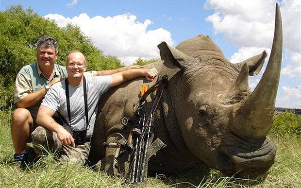 Walter Palmer Minnesota dentist hunting