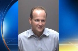 Christopher Dupuy, spurned Texas judge arrested for creating fake sex adverts