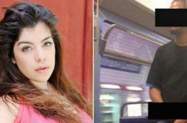 Camille Regnier photos: French woman posts public masturbator pics online