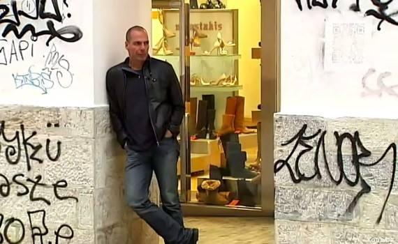 Yanis Varoufakis resignation
