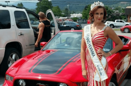 Pennsylvania beauty queen fake cancer treatments: How I conned $14K