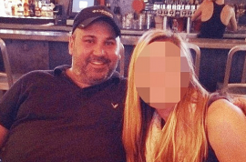 Patrick Aiello, moonlighting Uber driver rapes female passenger.