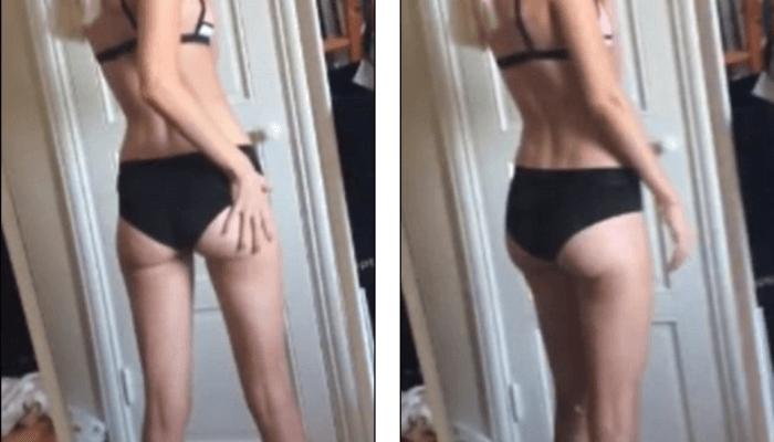 Swedish model, Agnes Hedengard: Is my butt too big?