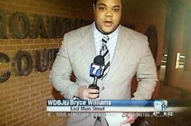 Vester Lee Flanagan failed reporter: A poor human tape recorder
