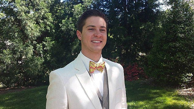 Tucker Hipps Clemson fraternity pledge death
