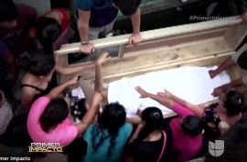 Video: Neysi Perez, pregnant teen buried alive rescued then dies in hospital