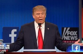 Donald Trump Presidential debate: 'Yes I've called women fat pigs, dogs, slobs.'