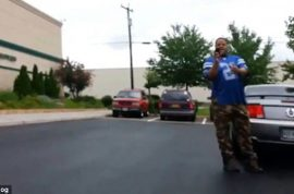 Vester Lee Flanagan road rage video: 'He was driving like a maniac'