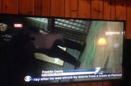 Watch: Vester Lee Flanagan shoot WDBJ-TV reporter dead live