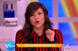 Rosie Perez to Kelly Osbourne: 'I quit the View cause I refuse to apologize to your racist ass'