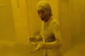 Marcy Borders 9/11 Dust lady dies of cancer: Is 9/11 attack to blame?