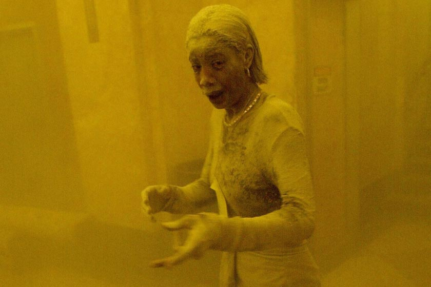 Marcy Borders 9/11 Dust lady dies of cancer