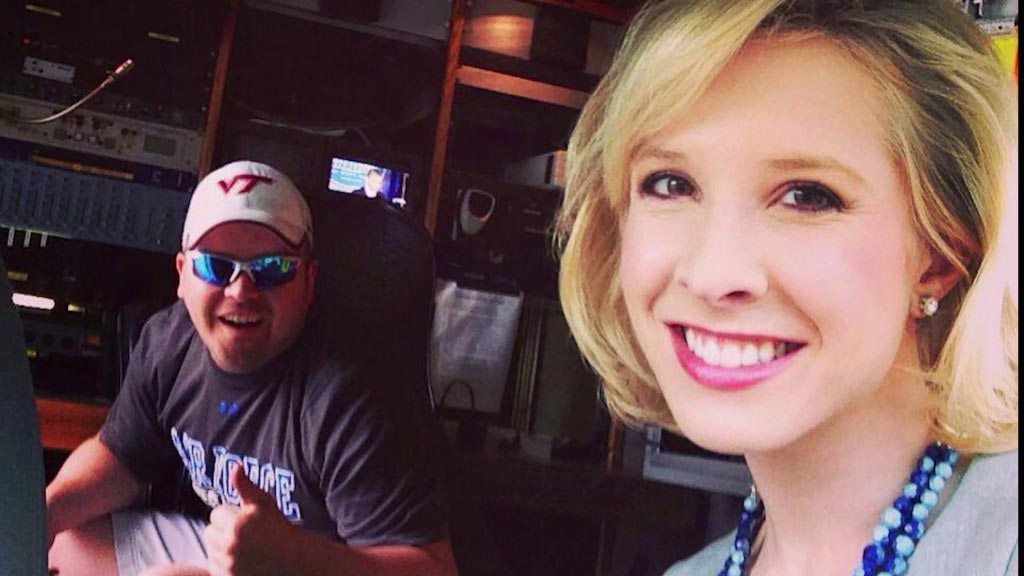 WDBJ Camera man Adam Ward Vester Lee Flanagan fired