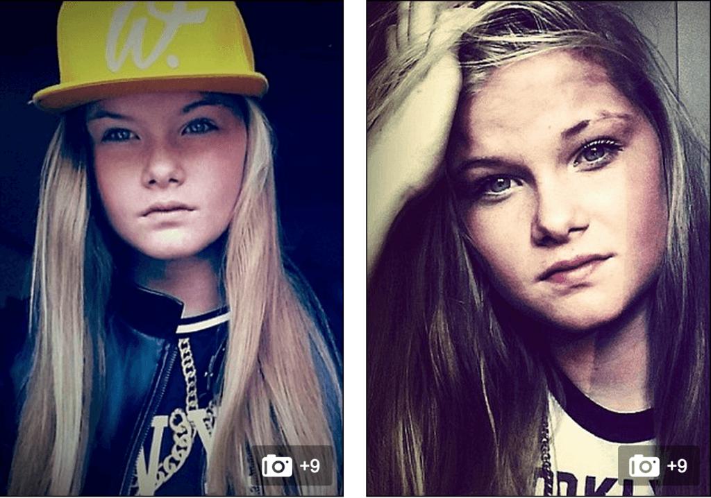 Lisa Borch Danish teen