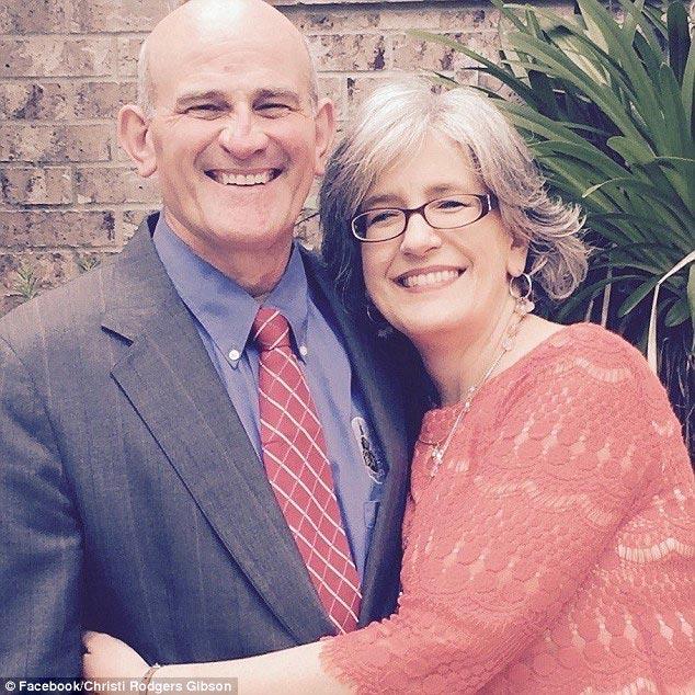 New Orleans Pastor John Gibson