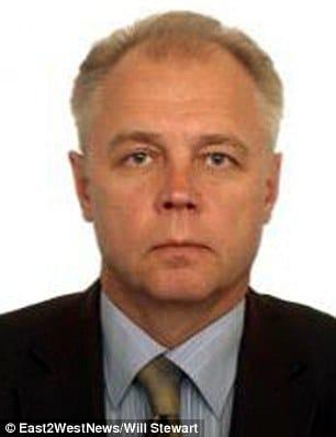 Dr Alexander Remizov.