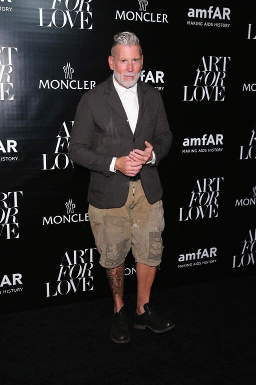 Moncler art for love amfAR