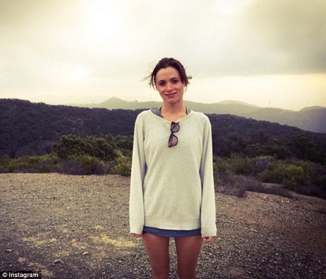 Cathriona White, Jim Carrey dead girlfriend