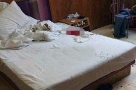 NSFW: Mutilated Chinese man flees hotel after lover castrates him